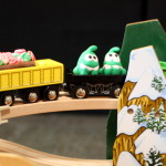 Cut the Rope + Wooden Trains = the Candy Train!