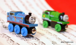 Classical Train Music