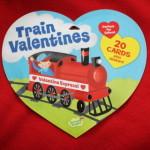 Review:  Peaceable Kingdom Train Valentines