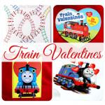 Train Valentines