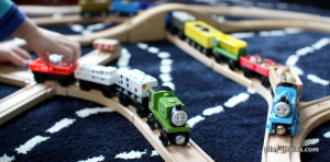 """""""Dice Cars"""":  a fun, hands on, train-themed math game with several variations for different levels of skill @ Play Trains!"""