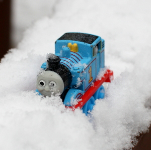 Snow Trains: Seven Ideas for Bringing Snow into Train Play