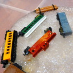 Rescuing Toy Trains from Ice