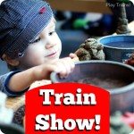 Video:  a Kid's Day at a Model Railroad Show