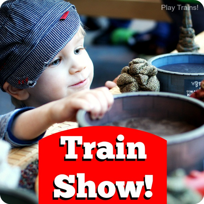 Train Video for Kids: A Kid's Day At the Train Show