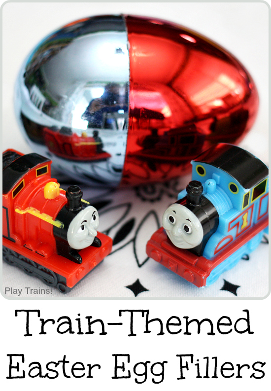 Train Easter Egg Fillers recommended by Play Trains!