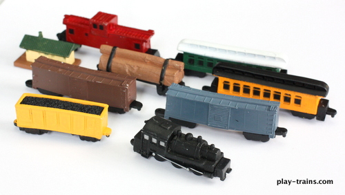 Train-Themed Easter Egg Fillers @ Play Trains!