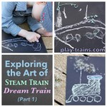 Exploring the Art of Steam Train, Dream Train (Part 1)
