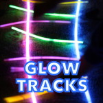 "Light Play: Glow Tracks and Angry Bird ""Costumes"""