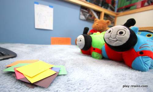 Puzzle Train Ticket Mixup -- Read & Play Trains @ Play Trains!
