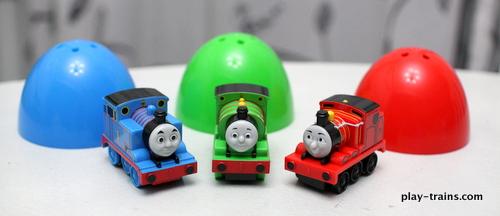 Thomas & Friends Rev & Go Easter Egg Pack @ Play Trains!