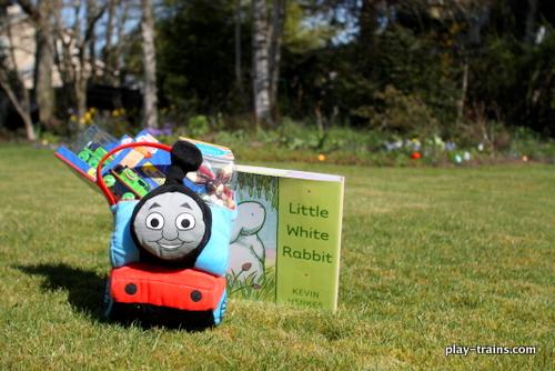 Thomas the Tank Engine Easter Basket @ Play Trains!
