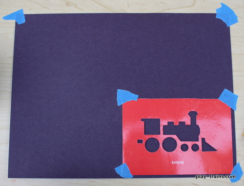 Exploring the Art Style of Steam Train, Dream Train with a preschooler @ Play Trains!