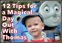 12 Tips for a Magical Day Out With Thomas @ Play Trains!