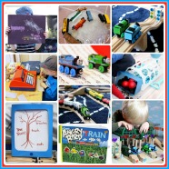Top 10 Ways to Learn with Trains this Summer @ Play Trains!