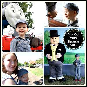 Day Out With Thomas 2013 @ Play Trains! http://play-trains.com/