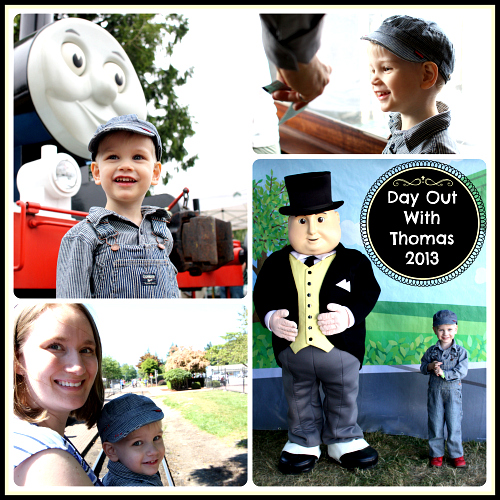 Day Out With Thomas 2013 @ Play Trains! http://play-trains.com/ Photos from our fun day, plus how we over came a low point during the train ride and still had a great time.