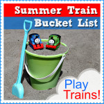 Our Train Summer Bucket List