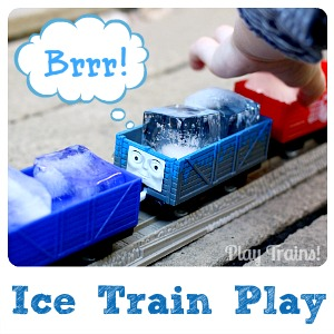 Ice Train Play — Winter Fun for Any Season
