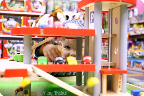 The Learning Sprout -- our favorite toy store to play trains at in Tacoma @ Play Trains! http://play-trains.com/the-learning-sprout-tacoma-toy-store/