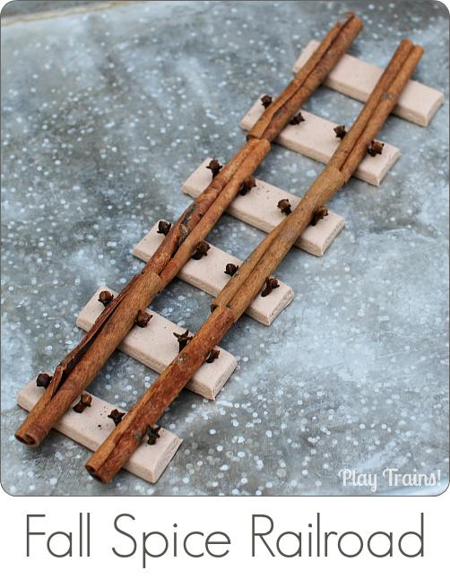 Fall Spice Railroad @ Play Trains! http://play-trains.com/