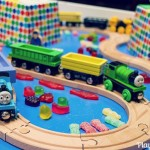 Candy Train Game: Counting, Letter Recognition, and Reading Practice