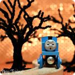 Spooky Pipe Cleaner Trees — Halloween Craft Tutorial
