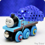 Dress Up Costumes for Wooden Trains