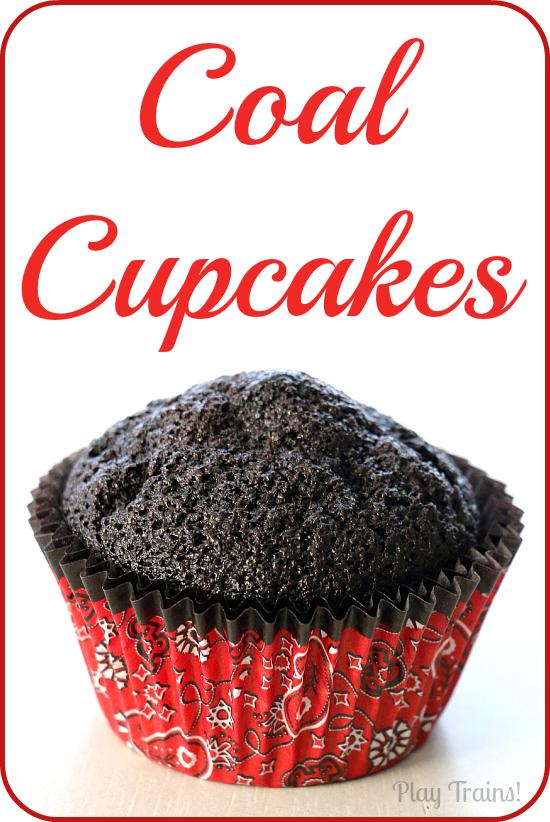 CoalBlack Chocolate Cupcakes