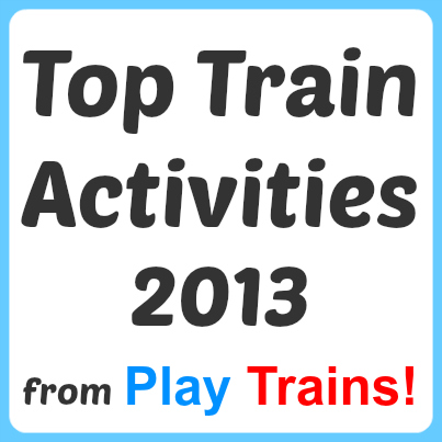 Top Train Activities for Kids 2013