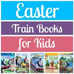 Easter Train Books for Kids