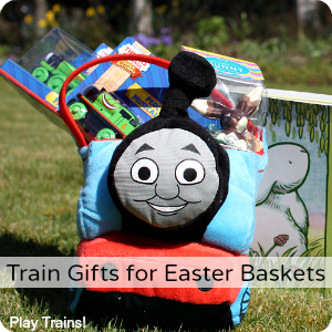 Train Gifts for Easter Baskets recommended by Play Trains!