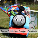 Train Gifts for Easter Baskets