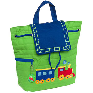 Back to School: Train Backpacks and Lunch Boxes | Play Trains! http://play-trains.com/