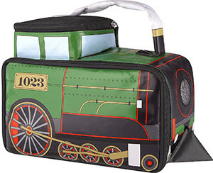 Back to School: Train Backpacks, Lunch Boxes, and More: Thermos Novelty Lunch Kit Locomotive Train