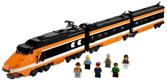 LEGO Creator Horizon Express Train