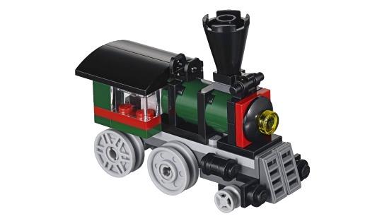 LEGO Emerald Express