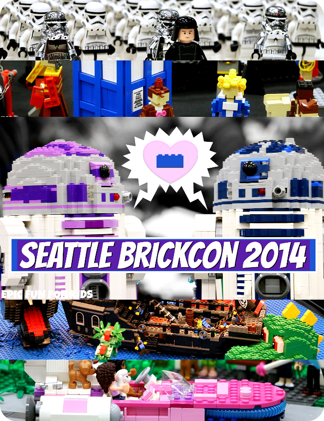 Seattle BrickCon 2014