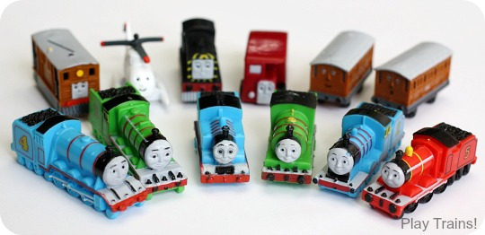 Thomas & Friends My Busy Book Trains: recommended in Train Advent Calendar Gifts on Play Trains!