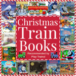 Christmas Train Books for Kids