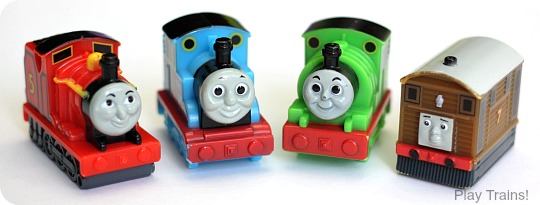 Thomas & Friends Pez Trains: recommended in Train Advent Calendar Gifts on Play Trains!