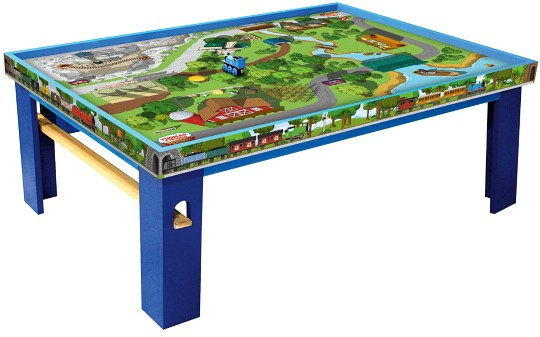 Thomas Wooden Railway Play Table