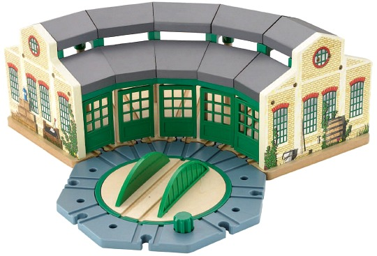 Thomas Wooden Railway Tidmouth Sheds