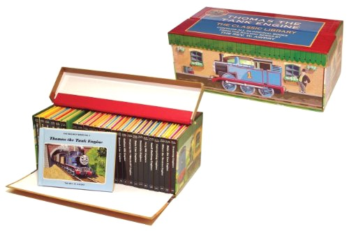 Thomas the Tank Engine: The Classic Library Boxed Set