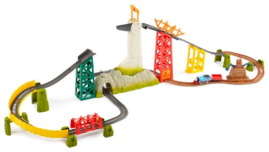 TrackMaster Avalanche Escape Set