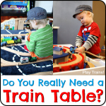 Do You Need a Train Table? — The Play Trains! Ultimate Wooden Train Guide