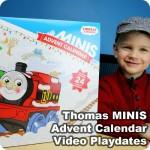 Thomas MINIS Advent Calendar Video Playdates