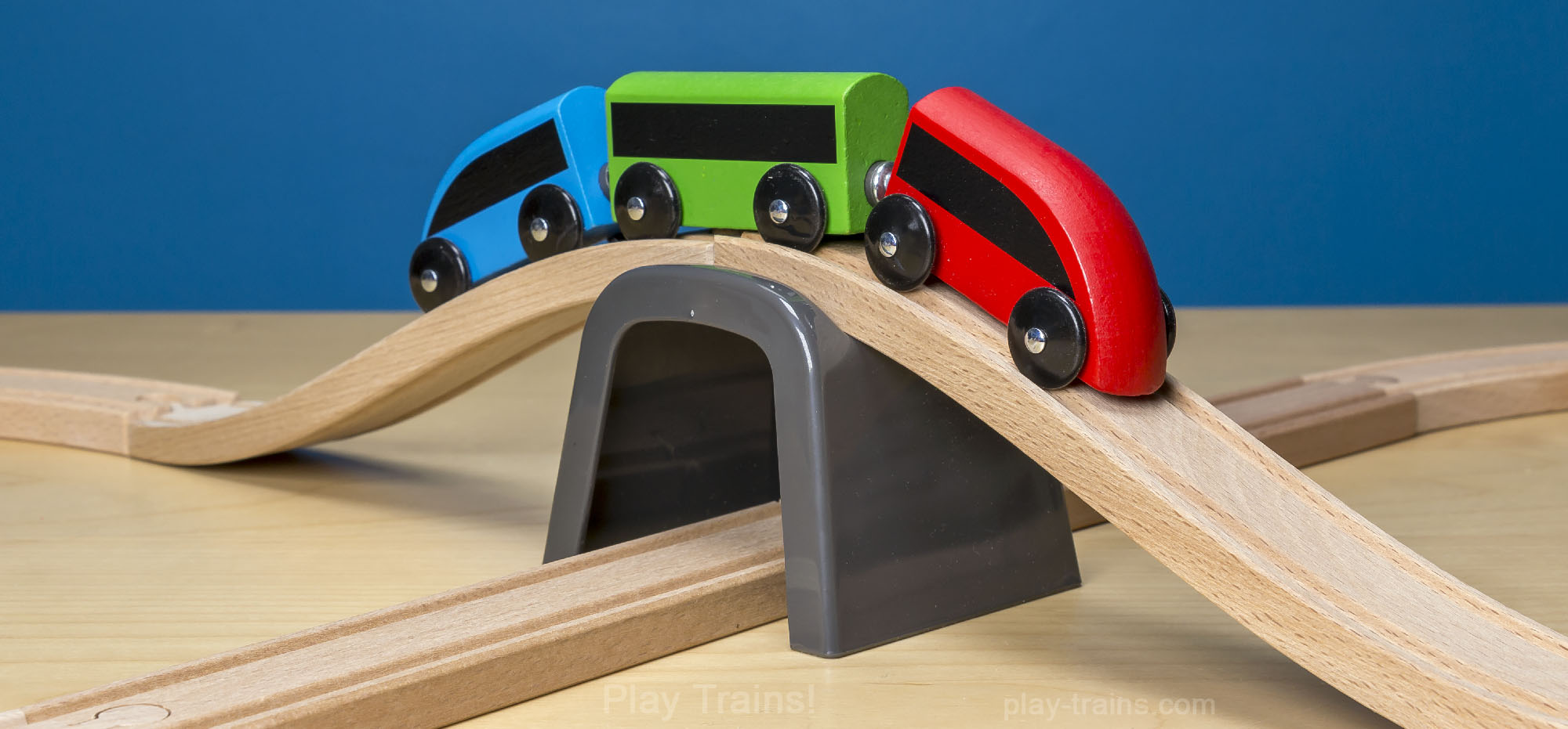 New IKEA Wooden Trains  -- The Play Trains! Guide to Wooden Train Sets: expert advice on the best wooden train set to buy for your little engineer.