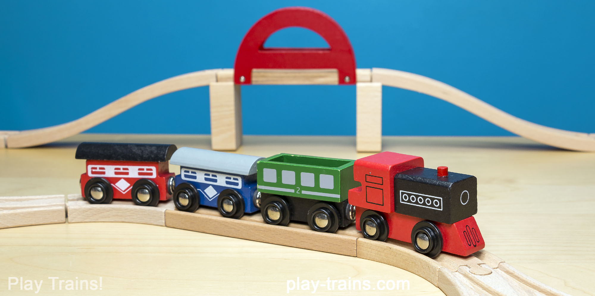 the play trains guide to the best wooden train sets 2017